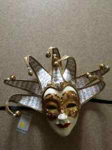Authentic hand painted mask from Italy Peterborough Peterborough Area image 3