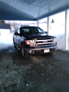 ford pick up f-150 2014