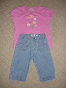 Girl's OshKosh Outfit - size 4