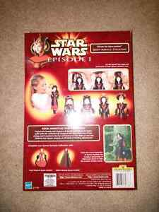 Star Wars Queen Amidala hair Doll Peterborough Peterborough Area image 2