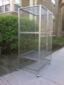 Cage pour animaux...