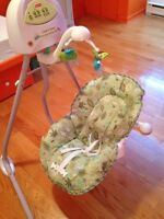 Balançoire Fisher price Cradle 'n Swing