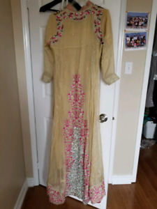 Pakistani/indian gown
