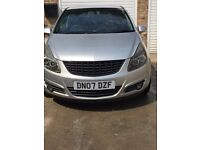 Vauxhall Corsa 1.2 SXI (rear quarter damage)