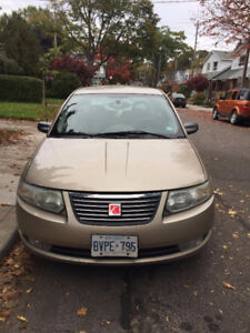 2006 Saturn ION - Selling my first and favourite car!