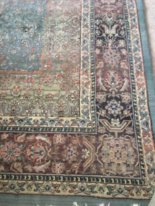 Large area rug from Jordan's