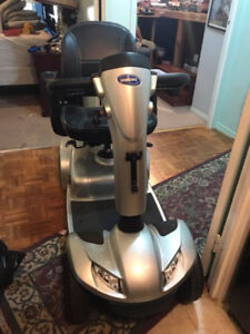 Invacare 4 Wheel Electric Scooter