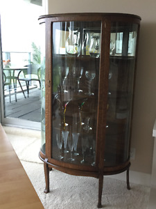 Antique China Cabinet - circa 1905