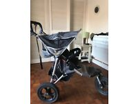 Out n About Nipper 360 pram for sale