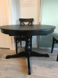 Dining Table + 4 Free Chairs