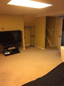 basement apartment, utilities inc.