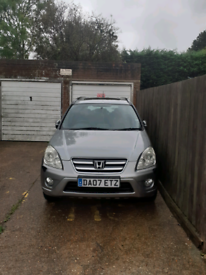 SOLD Low mileage Honda Cr-v iVtec