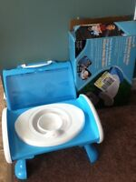 Portable potty