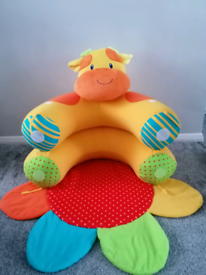 Mothercare Safari Baby Sit Me Up Cosy