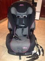 Alpha Omega Car Seat Front and Rear Facing
