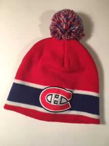 NHL Tuque Montreal Canadiens Hockey Old Time