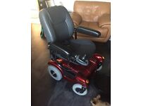 Rascal electric wheelchair