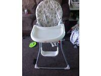 Mamas & Papas high chair