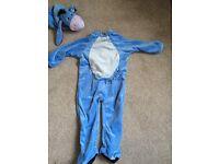 Baby's Eeyore costume