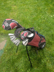 Complete Men's Right Hand Ping I15 / G15 Golf Club Set**