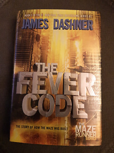 The Fever Code (Hardcover) - James Dashner