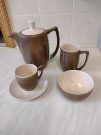 Branksome China coffee set.