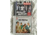 2 x One Direction Albums (CD)