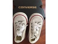 TODDLER SIZE 3 CONVERSE