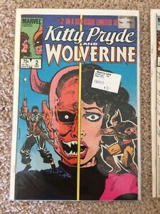 Kitty Pryde and Wolverine - 2 to 6 in 6 issue limited series London Ontario image 1