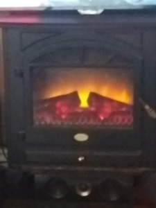 Astetic Fireplace