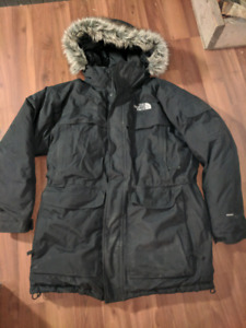 XL The North Face Winter Parka