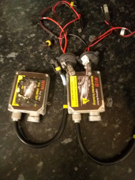 Hid kit (  H4  )  fitting for sale  Scunthorpe, Lincolnshire