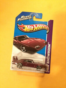 Hot Wheels Fast and Furious Dodge Charger Daytona