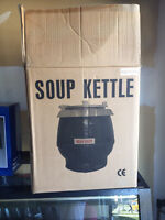 SOUP KETTLE.....BRAND NEW