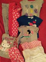Girl 2T spring/summer outfit lot