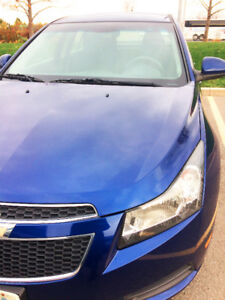 SAFETIED 2012 Chevrolet Cruze LT