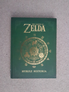 Legend of Zelda Hyrule Hystoria