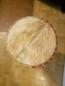 Title:Djembe for Sale (Traditional African Drum)