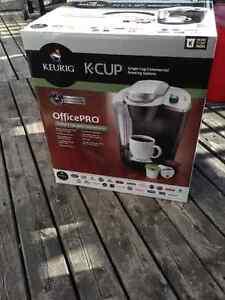 KEURIG - OFFICE PRO 145 COFFEE MACHINE- still in box