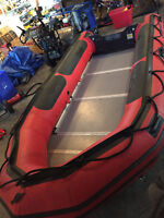 Mercury 14ft inflatable plus Mercury 25HP outboard