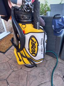 YES! Golf Tour Bag