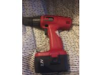 Dirt devil drill working fine good for house diy