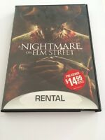 A Nightmare On Elm Street, DVD