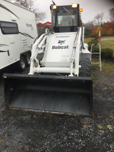 Bobcat Articulating Loader - $21,900