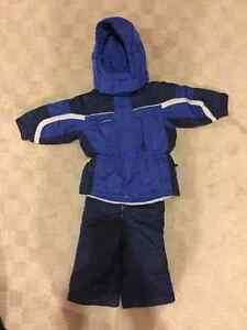 Columbia Toddler Snowsuit