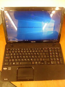 Toshiba Satellite C850D Laptop