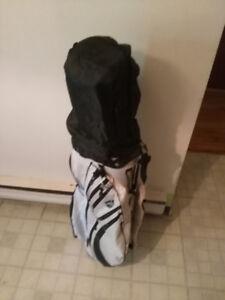 Batons de golf  Cobra Baffler avec sac ( Pour gauchers) *300$*