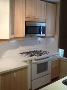 Kitchen cabinets and countertop for sale