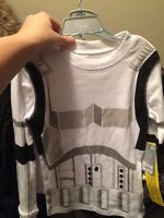 Brand new Star Wars pjs from Disney store size 6