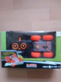 Brand new sealed inflatable tyres remote control car